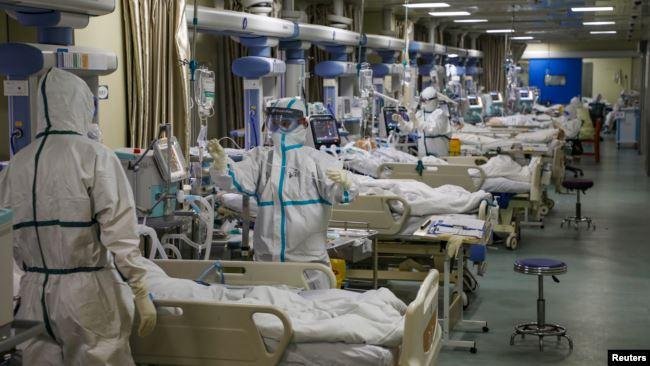 北京沦陷?多家医院爆发群聚感染疫情
