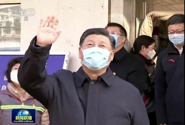 知情者:中南海智囊建议习近平去武汉 结果…