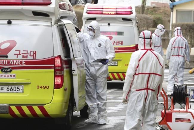 韩国疫情失控 30国围堵 对中国这一幕重演