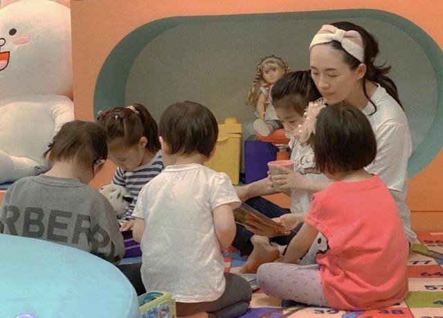 章子怡當媽後變樸素 給5歲女兒開派對